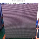 Videotron P10 DIP 346 RGB outdoor led cabinets depan
