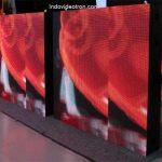 Videotron P4 SMD2121 RGB indoor led cabinets sudah tampil indovideotron.com