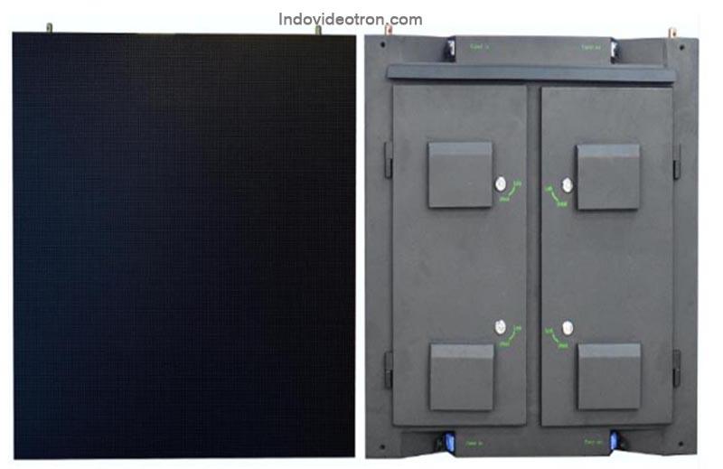 Videotron P4 SMD1921 RGB outdoor led cabinets depan dan belakang,videotron murah surabaya, jual videotron, harga videotron surabaya, jual sparepart videotron, jual power suply videotron