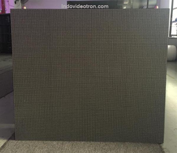 Videotron P6 SMD3535 RGB outdoor led cabinets depan indovideotron.com