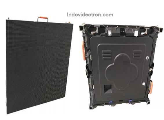 Videotron model P8 SMD3535 outdoor Die-casting aluminum cabinet, jual videotron murah di surabaya, jual sparepart videotron