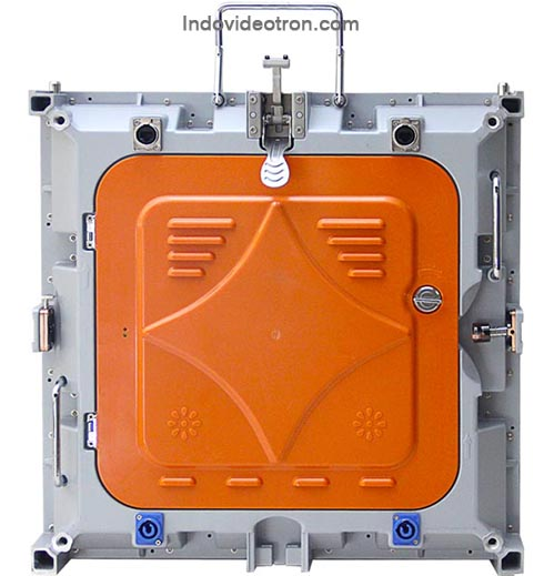 videotron model P2,5 SMD2121 indoor Die-casting aluminum cabinet back