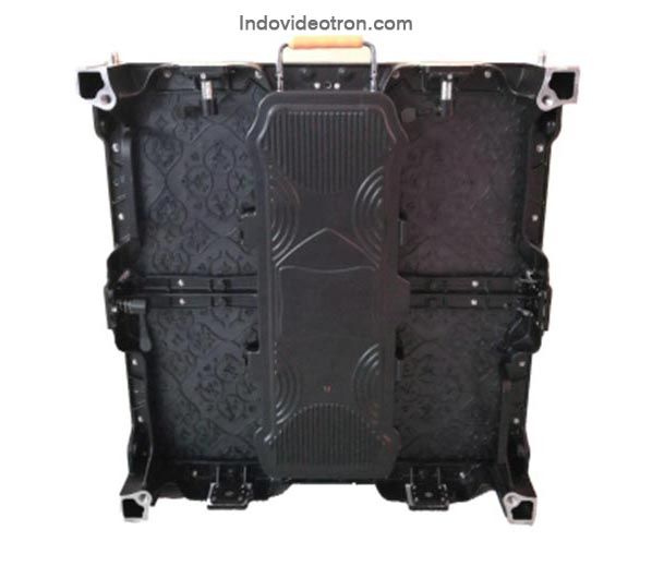 videotron model P3,91 SMD2121 indoor Die-casting aluminum cabinet back