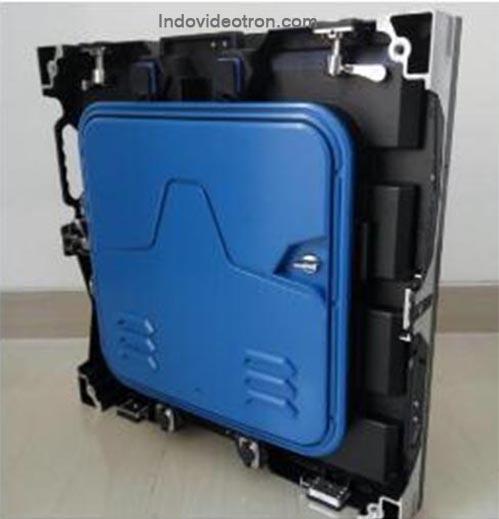 videotron model P4 SMD2121 indoor Die-casting aluminum cabinet back
