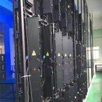 videotron model P6,25 SMD3528 indoor Die-casting aluminum cabinet
