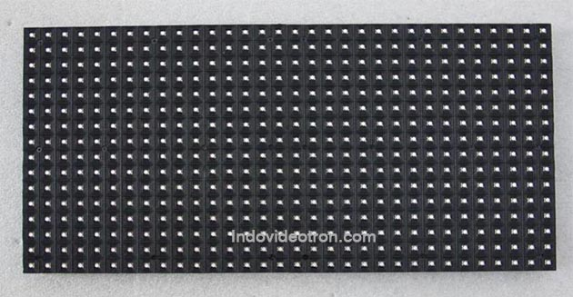 videotron type P10 SMD3528 indoor RGB led module 1/8 scan