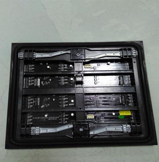 videotron type P10 SMD3535 outdoor RGB led module (front maitenance)back luar ruangan, videotron murah surabaya, jual videotron di surabaya, videotron bergaransi