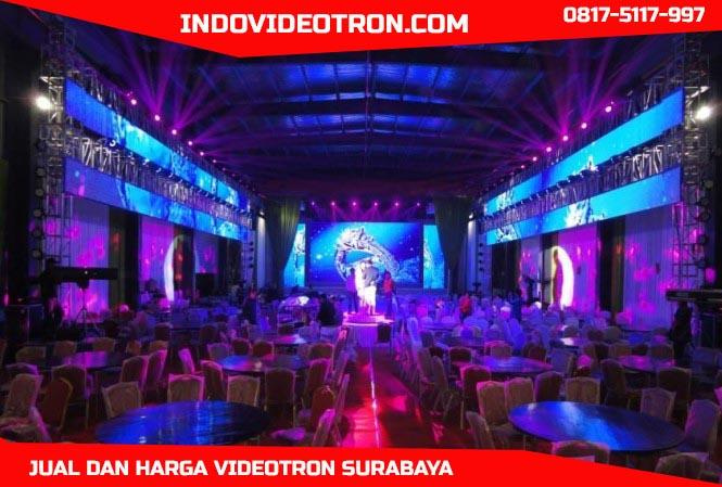 Harga videotron indoor surabaya